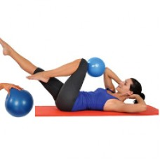 Msd Bola P/exercicios De Pilates Soft Over 26cm